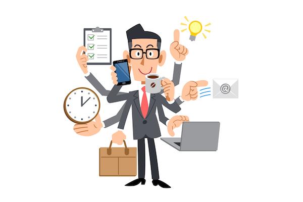生産性を劇的に向上させる働き方のサムネイル