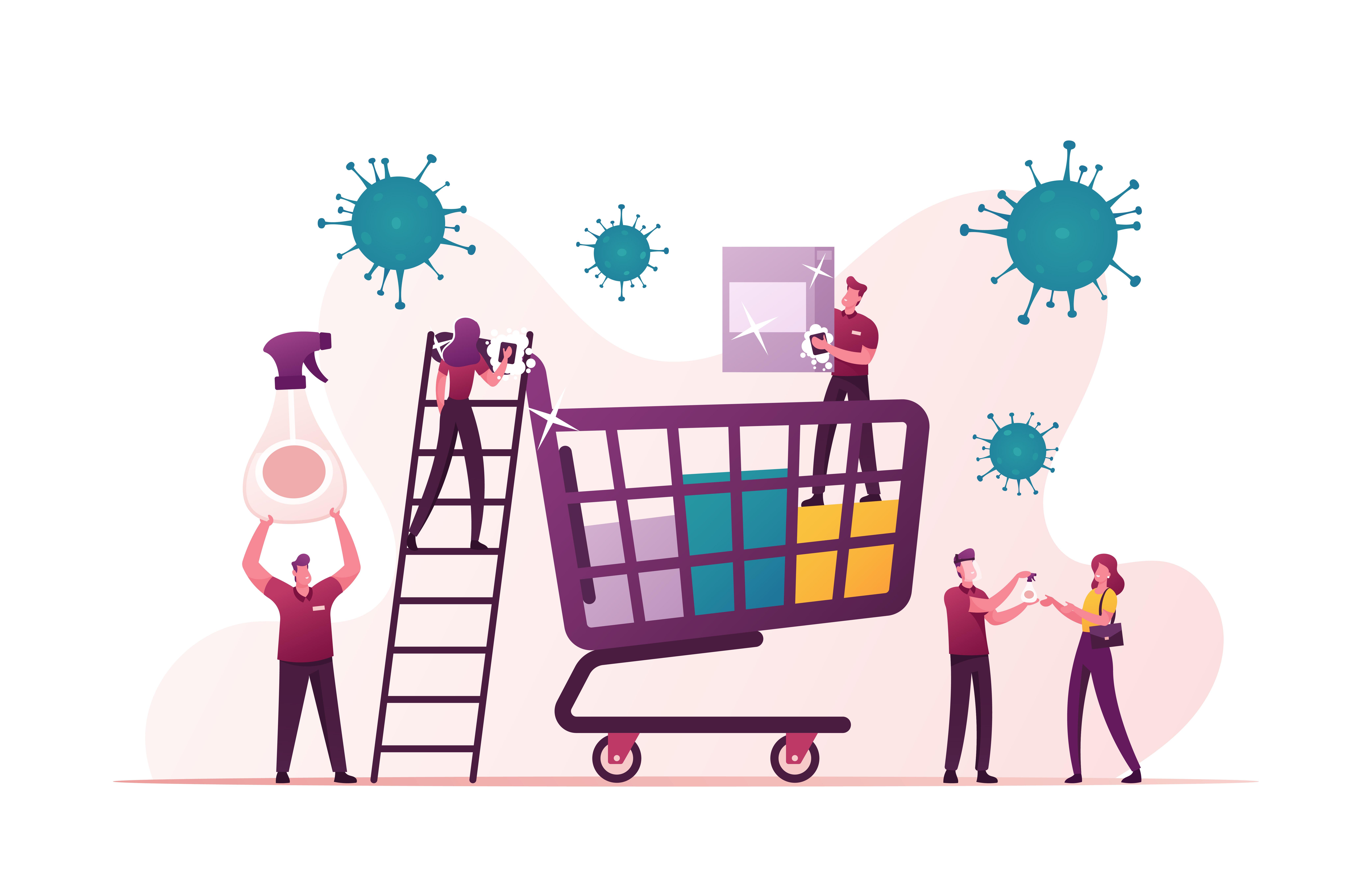 【中小企業のアフターコロナ#5】小売業界におけるアフターコロナの見通しのサムネイル画像