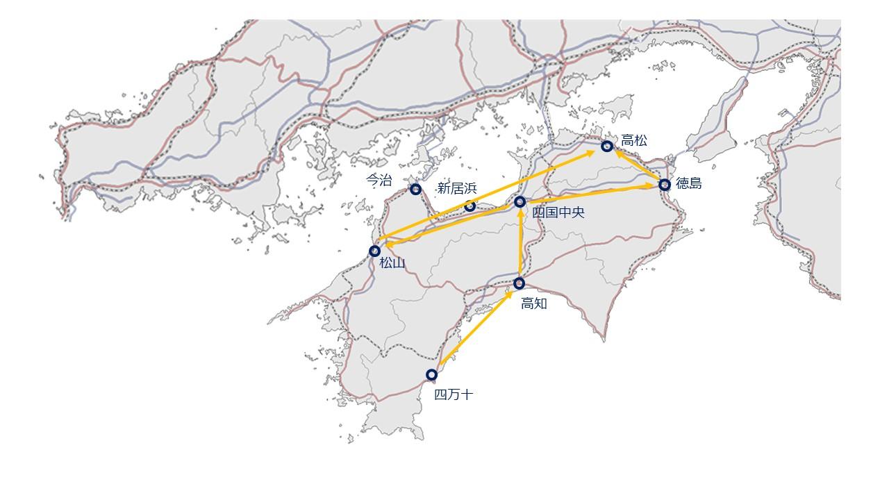 四国マーケットの攻略方法【中小企業の地方営業シリーズ⑫】のサムネイル