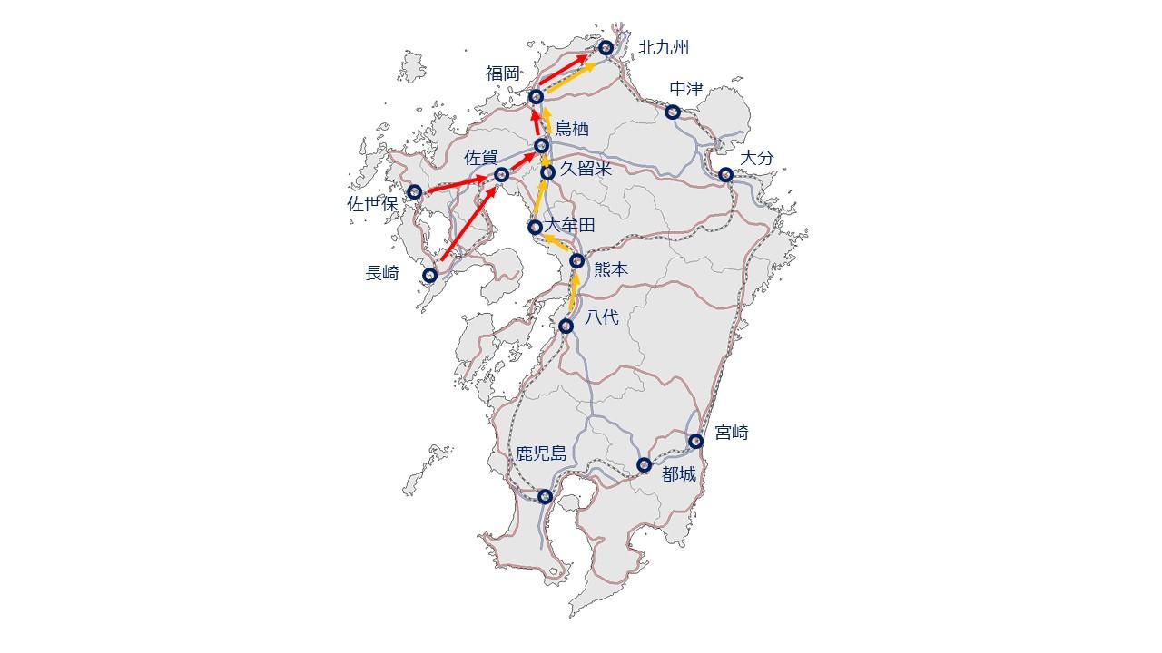 九州・沖縄マーケットの攻略方法【中小企業の地方営業シリーズ⑬】のサムネイル