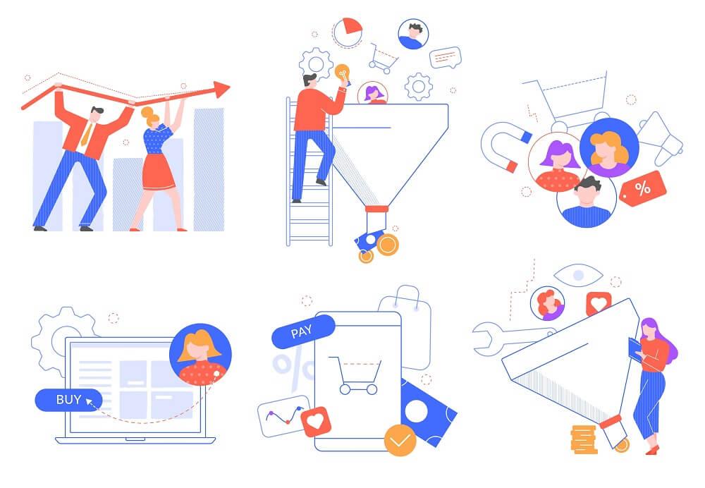 【BtoB中小企業のリードナーチャリング】WEBを活用した8つのマーケティング施策 #1(リードリスト編)のサムネイル